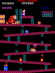 Jump Into The Forum For A Chat About Donkey Kong